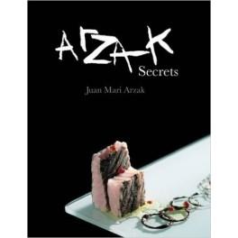 ARZAK SECRETS (ANGLAIS)