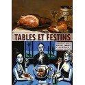 TABLES ET FESTINS L'hospitalité dans la peinture flamande et hollandaise et la bande dessinée