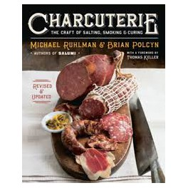 Charcuterie the craft of salting smoking curing - Chef de cuisine en anglais ...