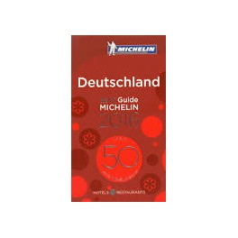 DEUTSCHLAND GUIDE MICHELIN 2016 (allemand)