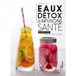 EAUX DETOX & INFUSIONS SANTE