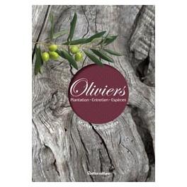OLIVIERS - PLANTATION, ENTRETIEN, ESPECES