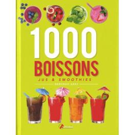 1000 BOISSONS JUS & SMOOTHIES