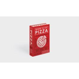 WHERE TO EAT PIZZA (anglais)