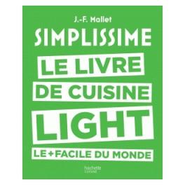 simplissime le livre de cuisine light le facile du monde librairie gourmande. Black Bedroom Furniture Sets. Home Design Ideas