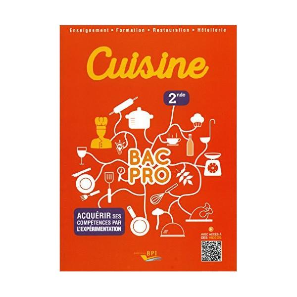 Cuisine bac pro seconde acqu rir ses comp tences par l - Fiche bilan de competences bac pro cuisine ...