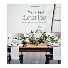 TABLES FLEURIES