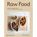 RAW FOOD - RECETTES VEGETARIENNES POUR UNE NOUVELLE CUISINE NATURE
