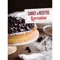 CARNET DE RECETTES - LORRAINE