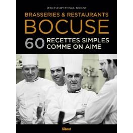 BRASSERIES & RESTAURANTS - 60 RECETTES