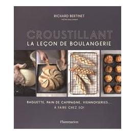 CROUSTILLANT LA LECON DE BOULANGERIE