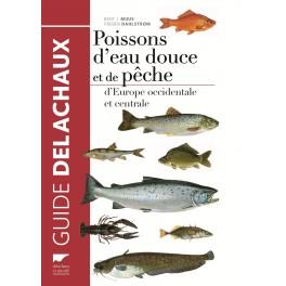 POISSONS D'EAU DOUCE ET DE PECHE D'EUROPE OCCIDENTALE ET CENTRALE