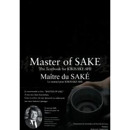 MAITRE DU SAKE / MASTER OF SAKE (français/anglais)