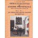 VIEILLES RECETTES DE CUISINE PROVENCALE