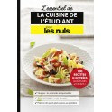 L'ESSENTIEL DE LA CUISINE DE L'ETUDIANT POUR LES NULS