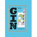 GIN SHAKE, MUDDLE, STIR (anglais)