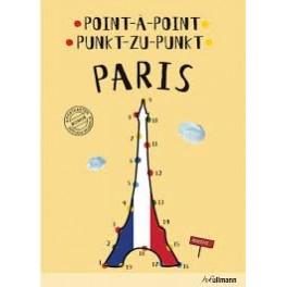 PARIS POINT A POINT PUNKT ZU PUNKT (français-allemand)