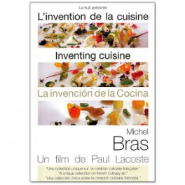 L'INVENTION DE LA CUISINE: MICHEL BRAS (DVD FRANCAIS - ANGLAIS - ESPAGNOL)