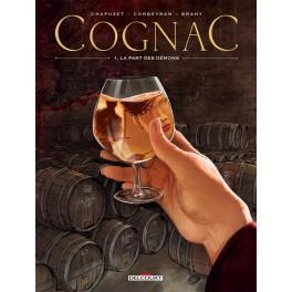 COGNACS T0ME 1 - LA PART DES DEMONS