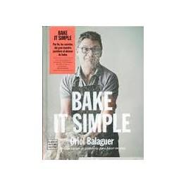 BAKE IT SIMPLE (espagnol)
