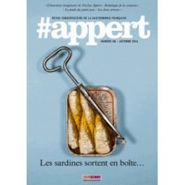 APPERT n°1 (automne 2016)