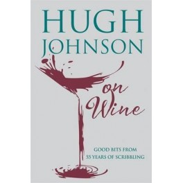 HUGH JOHNSON ON WINE (ANGLAIS)