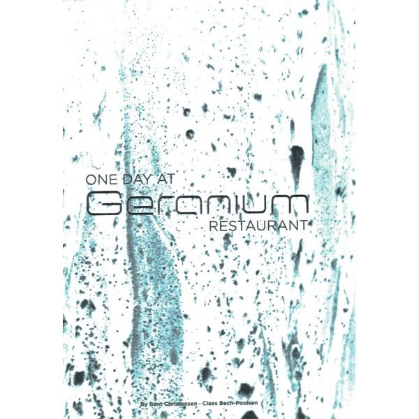 One day at geranium restaurant anglais librairie gourmande - Livre de cuisine francaise en anglais ...