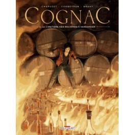 COGNAC T0ME 3 - LE CIMETIERE DES MACHINES A VENDANGER