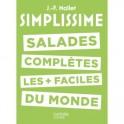 SIMPLISSIME SALADES COMPLETES LES + FACILES DU MONDE