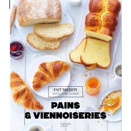 FAIT MAISON - PAINS & VIENNOISERIES Recettes sans machine à pain