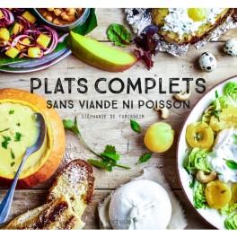 PLATS COMPLETS SANS VIANDE NI POISSSON