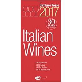 ITALIAN WINES GAMBERO ROSSO 2017 (anglais)