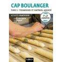 CAP BOULAGER TOME 3 (1ère & 2ème ANNEES): TECHNIQUES ET MATERIEL ASSOCIE