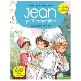 JEAN PETIT MARMITON: Du chocolat pour Zoé (tome 3)