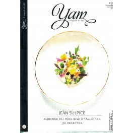 YAM YANNICK ALLENO MAGAZINE N°39 Septembre-octobre 2017