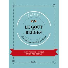 LE GOÛT DES BELGES LE BEST OF (nouvelle édition)