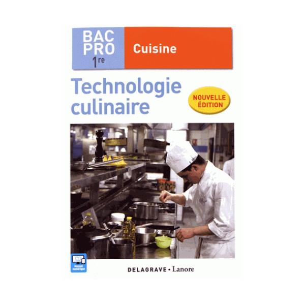 Technologie culinaire bac pro 1re cuisine nouvelle - Fiche bilan de competences bac pro cuisine ...