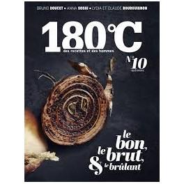 180° C Des recettes et des hommes Volume 10 (automne 2017)