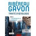 TRAITÉ D OENOLOGIE TOME 1: MICROBIOLOGIE DU VIN VINIFICATIONS 7ème édition