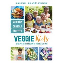 VEGGIE KIDS guide pratique et gourmabnd pour les 6-12 ans