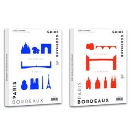 GUIDE GOURMAND PARIS BORDEAUX