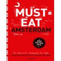 MUST EAT AMSTERDAM (anglais)