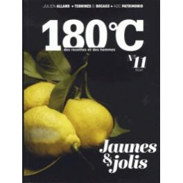 180° C Des recettes et des hommes Volume 11 (hiver 2018)