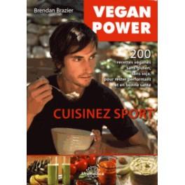 VEGAN POWER cuisinez sport