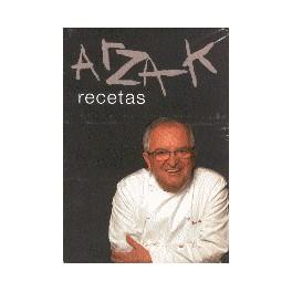 ARZAK RECETAS (ESPAGNOL)