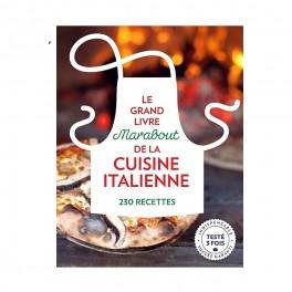 Le Grand Livre Marabout De La Cuisine Italienne Librairie Gourmande