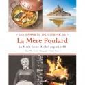 LES CARNETS DE CUISINE DE LA MERE POULARD AU MONT SAINT MICHE DEPUIS 1888