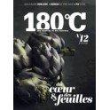 180° C Des recettes et des homems volume 12 (printemps 2018)