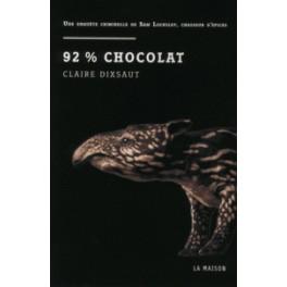 92% CHOCOLAT