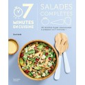 7 MINUTES EN CUISINE salades complètes